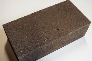 Dense 10N Standard and Paint Grade Concrete Block Grey
